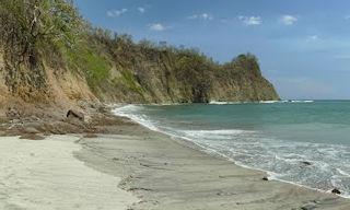 Playa Barco Quebrado