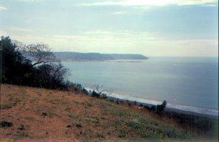Playa de Caldera y Estero de Mata de Limón